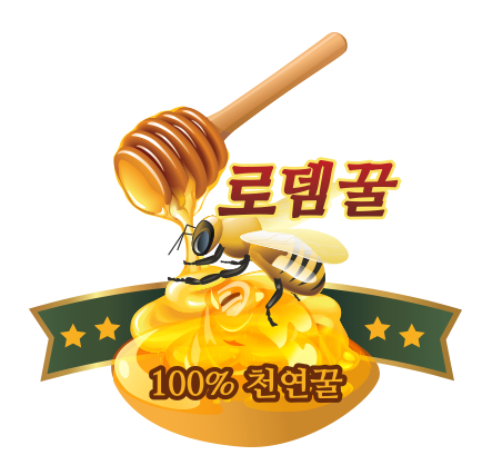 Rohthem honey logo
